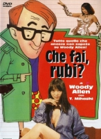 Che fai, rubi? (1966) DVD Woody Allen