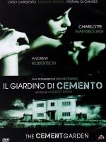 Il Giardino di Cemento (Dvd) di Andrew Birkin