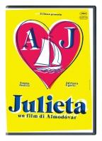 Julieta (2016) DVD di Pedro Almodovar