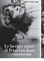 Le Lacrime Amare di Petra Von Kant (Le) (DVD) di R.W.Fassbinder