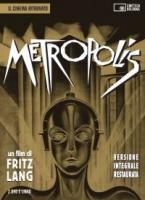 METROPOLIS (2 Dvd + booklet) Fritz Lang