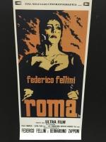 Roma di Fellini loc.33x70 digitale tiratura limitata