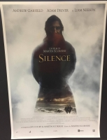 Silence (2017) M.Scorsese Poster originale cm. 70x100