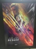 Star Trek Bejond (2016) Poster 70x100