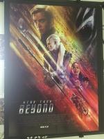 Star Trek Bejond (2016) maxi CINEMA 100X140