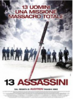 13 Assassini (2010 ) DVD Takashi Miike