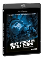 1997: Fuga da New York (Dvd + Blu-ray) di J.Carpenter