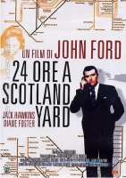 24 Ore A Scotland Yard (1958 )  DVD  John Ford