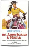 A.Sordi Un Americano a Roma miniposter 35x50