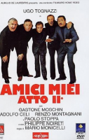 AMICI MIEI II M.Monicelli DVD - New edition