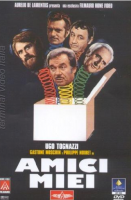AMICI MIEI Monicelli DVD Hollywood