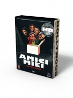 AMICI MIEI- La Trilogia 3 DVD  New edition