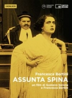 ASSUNTA SPINA (1912) (Dvd + booklet) F.Bertini
