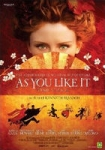 AS YOU LIKE IT K. Branagh DVD