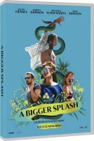 A Bigger Splash DVD di Luca Guadagnino