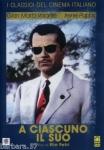 A CIASCUNO IL SUO E. Petri DVD Hollywood