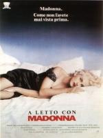 A letto con Madonna (1990) 100x140 cm Manifesto originale