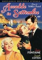 Accadde In Settembre DVD di William Dieterle