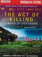 Act Of Killing (The) - L'Atto Di Uccidere (Dvd) di Joshua Oppenh