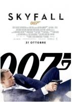 Agente 007 SKYFALL Poster