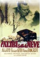 Alibi Sotto La Neve (L') (1957) di Jacques Tourneur  DVD