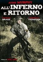 All'Inferno E Ritorno (1955 ) DVD di Jesse Hibbs