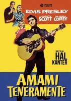 Amami Teneramente DVD di Hal Kanter