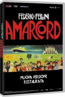 Amarcord Ed. Restaurata (1973) DVD di Federico Fellini