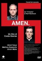 Amen. (2002) DVD di Costa-Gavras