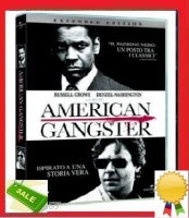 American Gangster R. Scott DVD