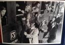 Amici miei Schiaffi alla stazione mini poster 35x50