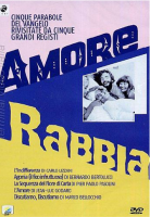 Amore E Rabbia (1969 ) (Dvd ) film ad episodi