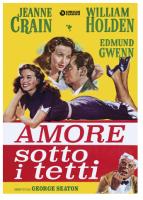 Amore Sotto i Tetti (Dvd) Di George Seaton
