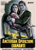 Amsterdam Operazione Diamanti (Dvd) Di Michael Mccarthy