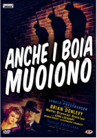 Anche I Boia Muoiono (DVD) Di Fritz Lang