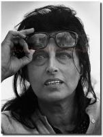 Anna Magnani rughe occhiali posa  poster Foto 20x25