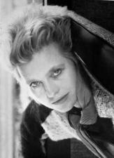 Hanna Schygulla fassbinder primo piano posa foto poster 20x25