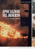 Apocalisse Nel Deserto DVD ( 1992) W. Herzog
