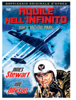 Aquile Nell' Infinito (Dvd) Di Anthony Mann