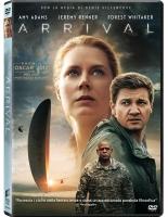 Arrival (2016) DVD di Denis Villeneuve