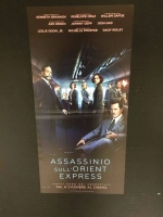 Assassinio sull'Orient Express (2017) Locandina originale 33x70