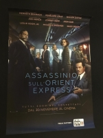 Assassinio sull'Orient Express (2017) Poster 70x100