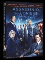 Assassinio sull'Orient Express (2017) (DVD) di K. Branagh