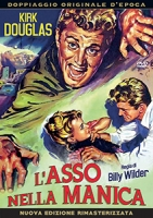 Asso Nella Manica (L') (1951) DVD di Billy Wilder