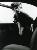 Audrey Hepburn COLAZIONE DA TIFFANY auto foto poster 20x25
