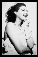 Ava Gardner Miniposter 50x35