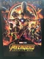 Avengers Infinity War (2018) Poster 70x100