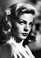 Bacall L. posa foto poster 20x25