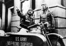 Belushi J. 1941 Moto Allarme foto poster 20x25