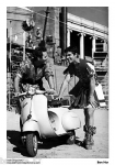 Ben-Hur (film 1959) Heston con vespa Miniposter